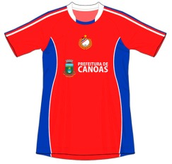 2013 Canoas SC (reserva)