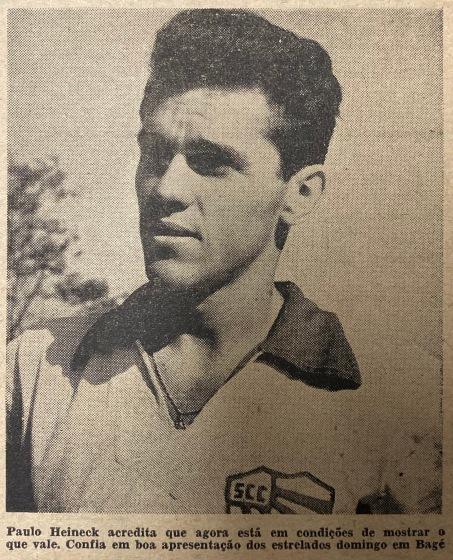 1961 EC Cruzeiro SCC