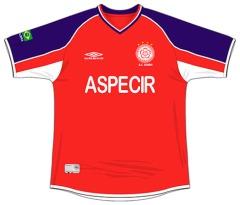2003 Vermelho