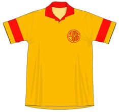 anos 1990 fbc rio-grandense (amarela)