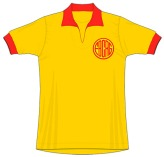 anos 60 fbc rio-grandense (amarela)