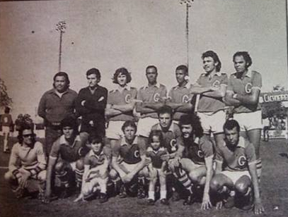 1973 Guarany FC (verde)