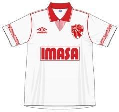 1993-1994 EC São Luiz (branca)
