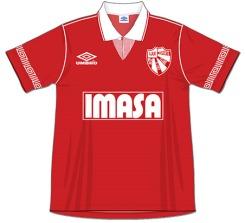 1993-1994 EC São Luiz (vermelha)