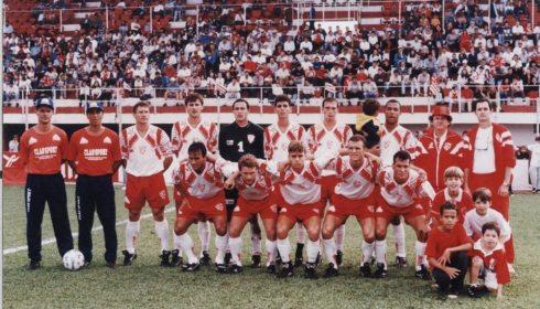 1997 EC São Luiz (branca) Copa Galego