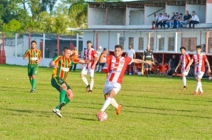 Guarany 4 x 1 Rio Grande (Camiseta antiga) foto 1