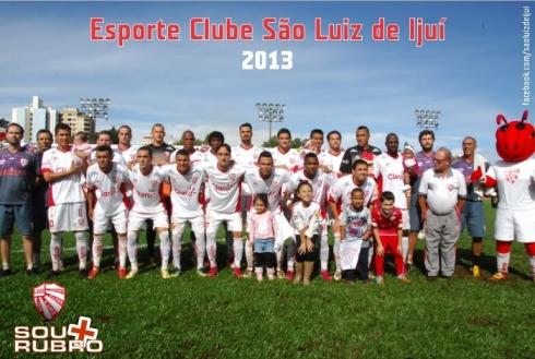 2013 EC São Luiz (branca)