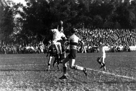 Estádio dos Taquarais 1948