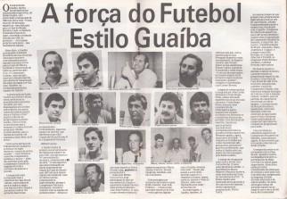Guaíba 1986