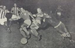 1961-2-7 EC Cruzeiro 1 x 4 Internacional (1 tempo)