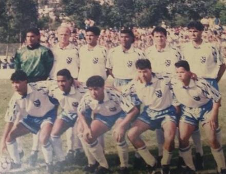 1993 GE Taquariense (branca)