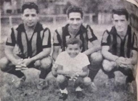 Bandeirantes Paulinho Tarugo Guido (1961)