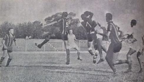 Olaria - Bandeirantes 1961