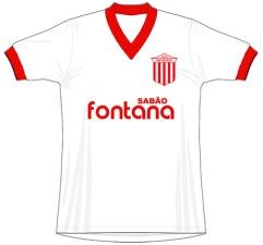 1988-1990 EC Encantado (branco)