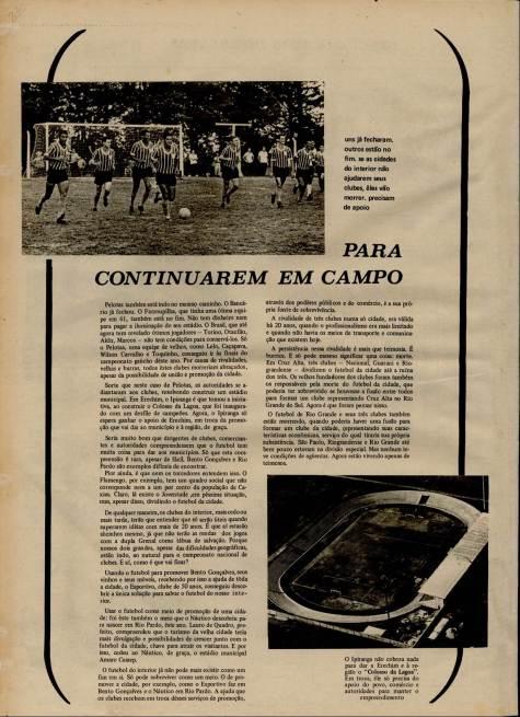 Pioneiro 1970 set Náutico