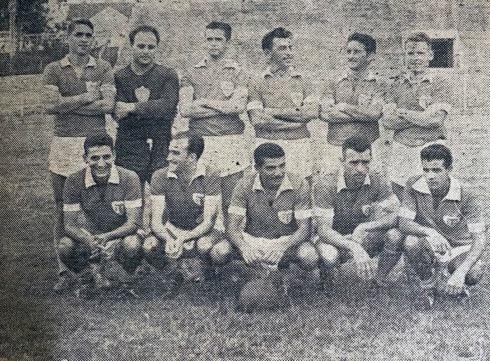 1962 Tristezense Torneio Início