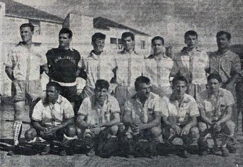 1961 Rajados