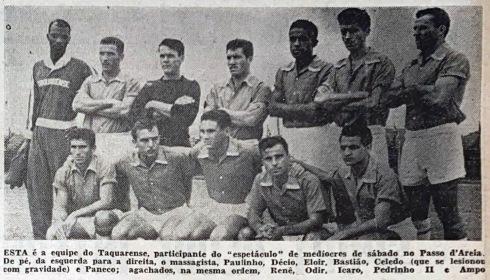 1961 SC Taquarense (vermelha, botões)