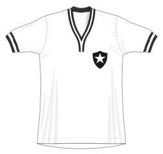 1977-1979 EC Botafogo (branca)