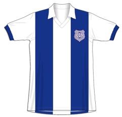 1985-1987 SC Guarany (listrada)