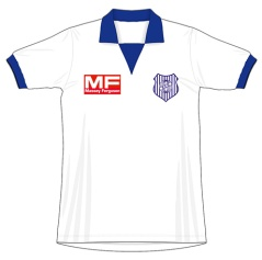 1985 SC Guarany (branco)