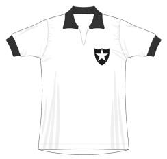 Até 1976 EC Botafogo (branca)