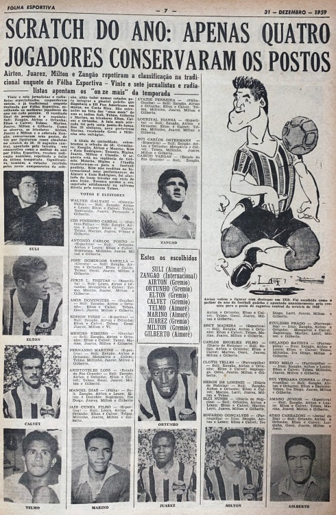 1959 Seleção do Campeonato
