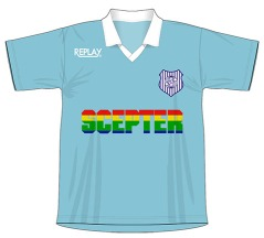 1992-1993 SC Guarany (azul)