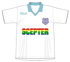 1992-1993 SC Guarany (branca)