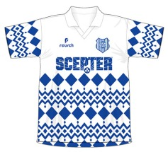 1994-1995 SC Guarany (branca)