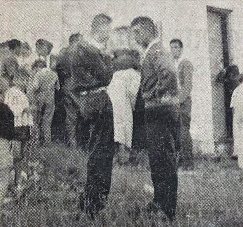 1959 Tristeza Torcida jogo Taurus