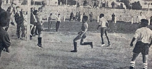 1963 - Ping Pong - George Black - Champagnat vence Afonso Lima