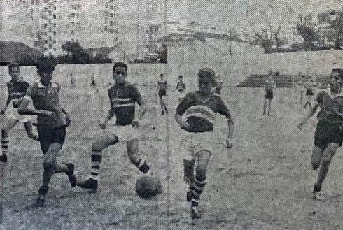 1963 - Ping Pong - Rosário - Rosário 2 x 0 São Pedro 01
