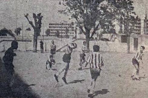 1963 - Ping Pong - Rosário - Rui Barbosa 6 x 1 Irmão Pedro