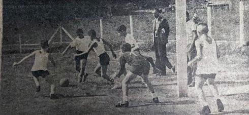1963 - Ping Pong - Tamandaré - Pio XII 8 x 0 Escola Anexa