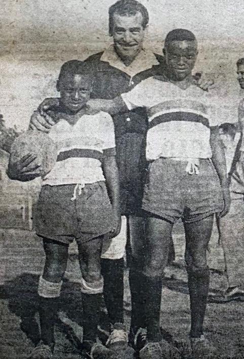 1962 Enrique Agra e Pão dos Pobres
