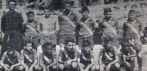 1962 Ping Pong - Champagnat