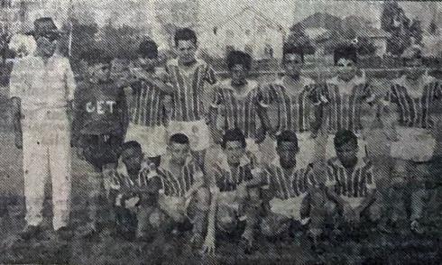 1962 Ping Pong - Grupo Escolar Ernesto Tochetto