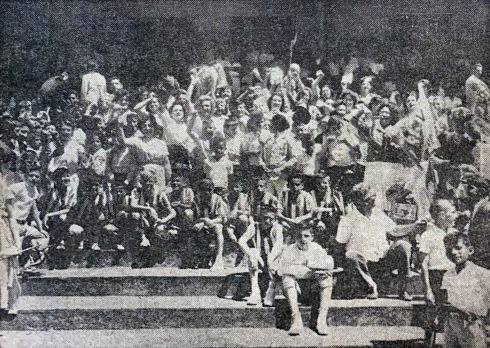 1962 Ping Pong Maguari