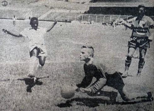 1962 Ping Pong Pão dos Pobres 6 x 0 São Francisco