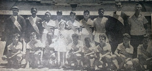 1962 Ping Pong Pão dos Pobres Campeão