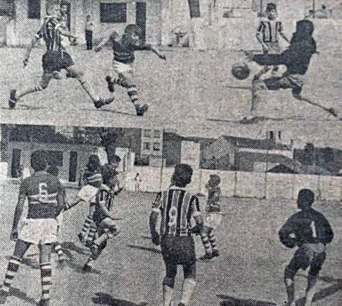 1962 Ping Pong Rosário 3 x 0 Irmão Pedro