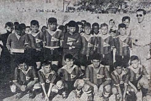 1962 Ping Pong - Santo Antônio