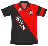 1992-1996 diagonal